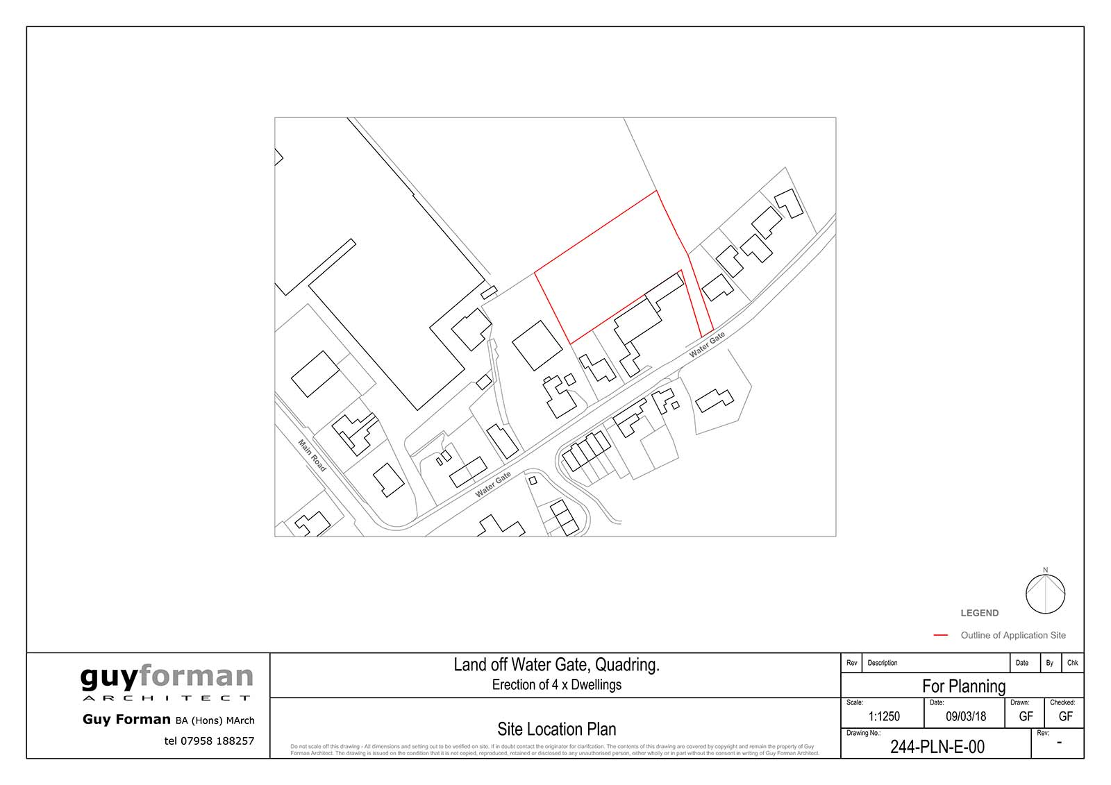 quadring-site-location-plan